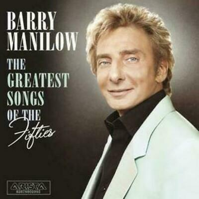 £1.69 • Buy Barry Manilow : The Greatest Songs Of The Fifties CD (2006) CD & Inserts Only
