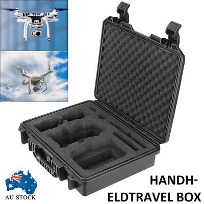 AU50.50 • Buy Case DJI Mavic Air 2 Hard Case Foam Insert Fly More Combo Accessories Protection