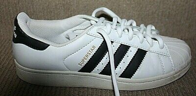 AU29 • Buy ADIDAS Superstar Shoes White - Size US 7(Male) Authentic