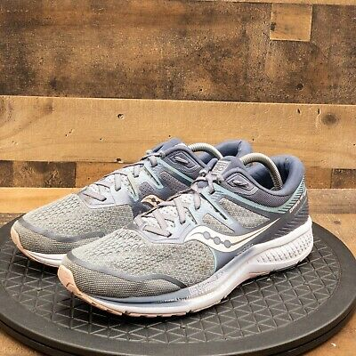 $ CDN60.95 • Buy Saucony Omni Iso 2 Womens Athletic Shoes Running Walking Training Gray Size 11
