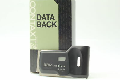 $ CDN81.45 • Buy [MINT In Box / Ship By DHL]  CONTAX T2 Data Back CX-T2 D-BACK(S) From JAPAN