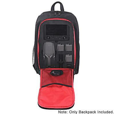 AU138.87 • Buy Professional Drone Backpack Strong Protective For DJI Mavic Pro Accessory CA