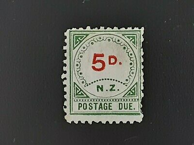 AU7.15 • Buy New Zealand Postage Due Stamp Mint