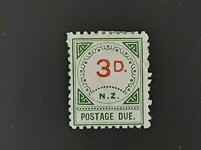 AU5.36 • Buy New Zealand Postage Due Stamp Mint