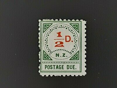 AU2.32 • Buy New Zealand Postage Due Stamp Mint