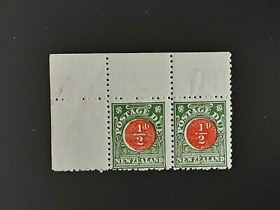 AU6.25 • Buy New Zealand Postage Due Stamps  Mint