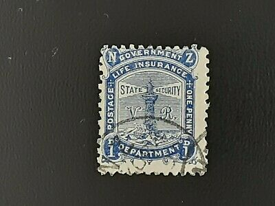 AU0.71 • Buy New Zealand  Stamp Used