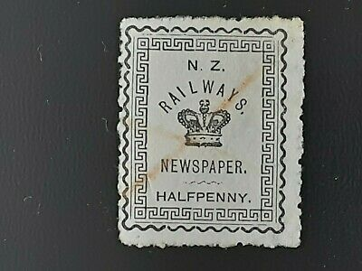 AU2.68 • Buy New Zealand Stamp Railways Used