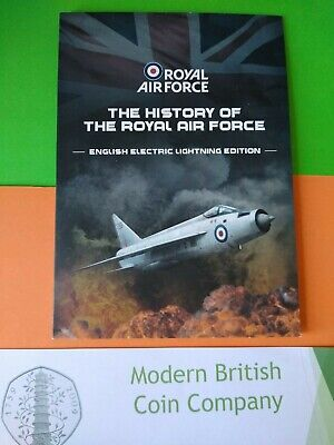 £20 • Buy History Of The 'Royal Air Force' English Electric Lightning Edition.