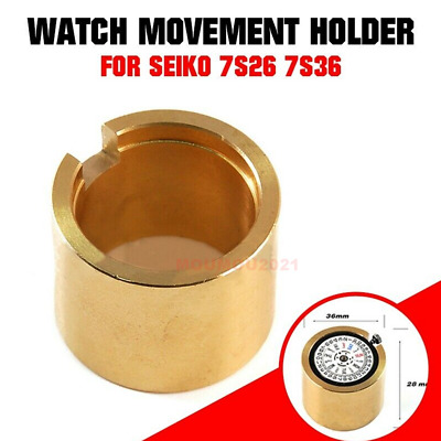 AU23.58 • Buy Watch Modding Repair Tool MOVEMENT HOLDER For 7S26 7S36 4R35 4R36 NH35A NH36A