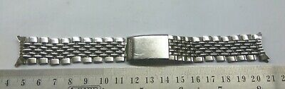 $ CDN43.74 • Buy Vintage Orient Men's Watch 18mm S.s Rice Band For Parts & Repairs & Watchmakers