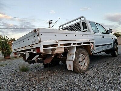 AU777 • Buy Steel Ute Tray (space Cab) 2000 Ford Courier