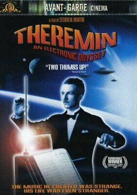 AU25.75 • Buy Theremin - An Electronic Odyssey, Very Good DVD, Leon Theremin, Robert Moog, Cla