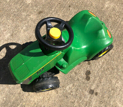 £39 • Buy Rolly Toys John Deere Childrens Push Tractor Kids Ride On Farm Toy