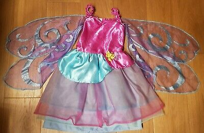 Age 3 To 6 Years. Girls Fairy Dress Costume From  Toys R US. Beautiful Wings • 5£