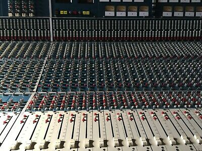 Calrec M Series Huge Large Format Recording / Mixing Console The Ultimate Calrec • 24,000£