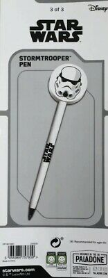 £2.50 • Buy Official Disney STORMTROOPER STAR WARS 3D Character Pen Gift # PARTY BAGS