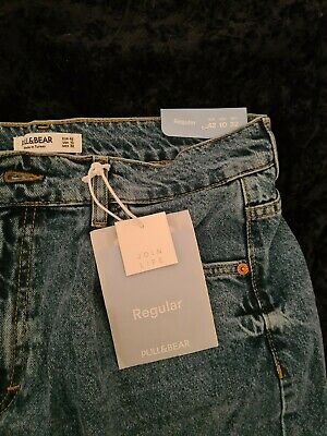 £20 • Buy Pull And Bear Jeans 12/14