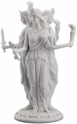 £64.76 • Buy Hecate Large Greek Triple Goddess Statue Sculpture Figure 11.5 Inch Tall NEW