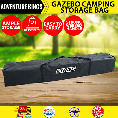 AU43.27 • Buy Gazebo Storage Bag Large Outdoor Camping Travel Tent Canopy Sun Shade Carry Bag