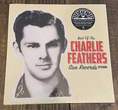 £25.34 • Buy Charlie Feathers - Best Of The Sun Records Sessions - New Vinyl Lp
