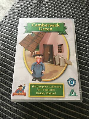 £3.49 • Buy Camberwick Green Dvd Complete Collection Brian Cant Very Good Condition