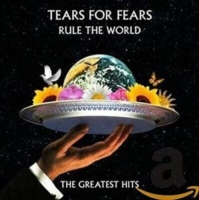 TEARS FOR FEARS : RULE THE WORLD : THE GREATEST HITS - CD - New & Sealed  - BB • 4.99£