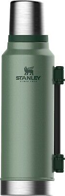 AU76.99 • Buy New STANLEY Classic Vacuum Insulated 1.4 L Bottle Thermos Flask Green