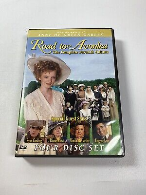£21.29 • Buy Road To Avonlea - The Complete Seventh Volume (DVD, 2007, 4-Disc Set)