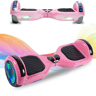 £135.99 • Buy 6.5 Inch Hoverboard Self Balancing Board E Scooter Segway Pink