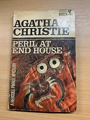 £1.99 • Buy 1966 Agatha Christie  Peril At End House  Pan Fiction Paperback Book (p2)
