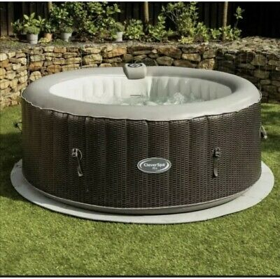 £550 • Buy Cleverspa Mia 4-6 Person Hot Tub FAST & FREE SHIPPING