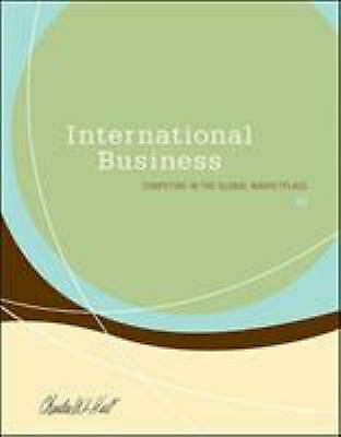 £4.26 • Buy International Business Hardcover Charles W. L. Hill