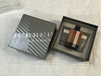 £49 • Buy NEW Burberry London Gift Set 100 Ml EDT, Shower Gel, Aftershave