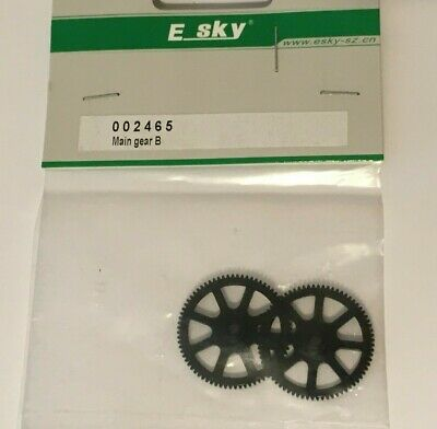 £4.95 • Buy Esky Rc Helicopter Spares Parts Main Gear B - 002465
