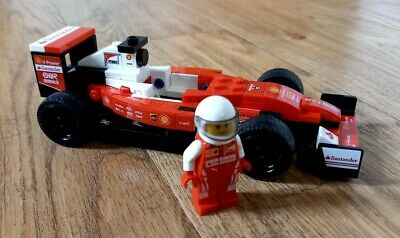 £18.99 • Buy Lego Speed Champions - Ferrari Scuderia SF16-H And Driver From 75879
