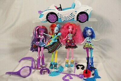 £19.95 • Buy My Little Pony Equestria Girls Doll Figure Bundle + Accessories + Car Mixed Lot