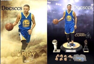 $2500 • Buy Stephen Curry Enterbay 1/6 Real Masterpiece NBA Golden State Warriors RM-1066