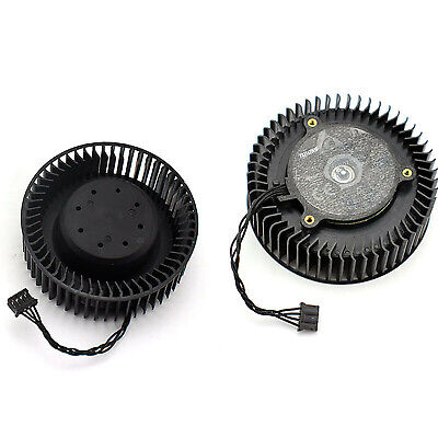 AU18.35 • Buy Graphics Card Cooler Fan 12V 4Pin For ASUS TURBO GTX1080ti 1080 1070ti 1060 1070