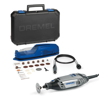 £78 • Buy Dremel 3000-1/25 Multi Tool With 25 Accessories & Flexi Shaft (240V)