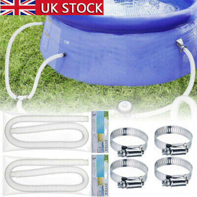 £13.99 • Buy Accessory Hose 32mm Swimming Pool Pipe Pump / Filter / Heater Accessories UK