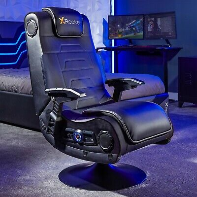 £249.99 • Buy X Rocker Video Gaming Chair Pro 4.1 Wireless Bluetooth Audio For PS4 Xbox Switch