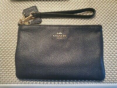 £30 • Buy Coach Leather Purse Wallet