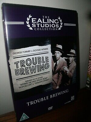 £11 • Buy Trouble Brewing, George Formby Dvd,