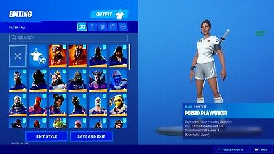 $ CDN138.49 • Buy ⚡️ INSANELY STACKED ACCOUNT⚡️ 90+Skins + Save The World