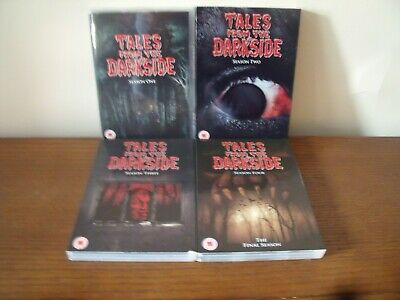 £29.99 • Buy Tales From The Darkside Season One, Two, Three And Four Box Sets