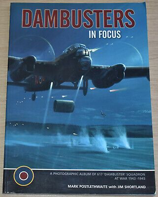 £19.99 • Buy DAMBUSTERS IN FOCUS - 617 Squadron RAF Bombing Raids Operations Second World War