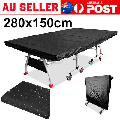 AU28.59 • Buy AU 2.8M Table Tennis Cover PingPong Table Outdoor Protector Waterproof Portable