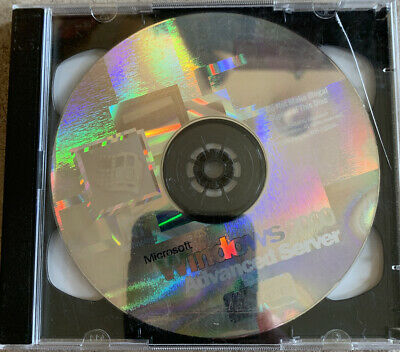 $ CDN60.45 • Buy MICROSOFT WINDOWS 2000 ADVANCED SERVER Cd And Key As Pictured Full Retail