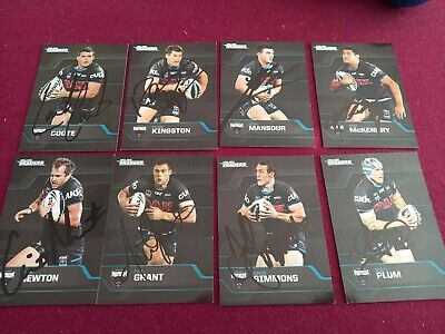 AU70 • Buy ~*~mixed Lot Of 27 Handsigned Cards~*~panthers + Coa